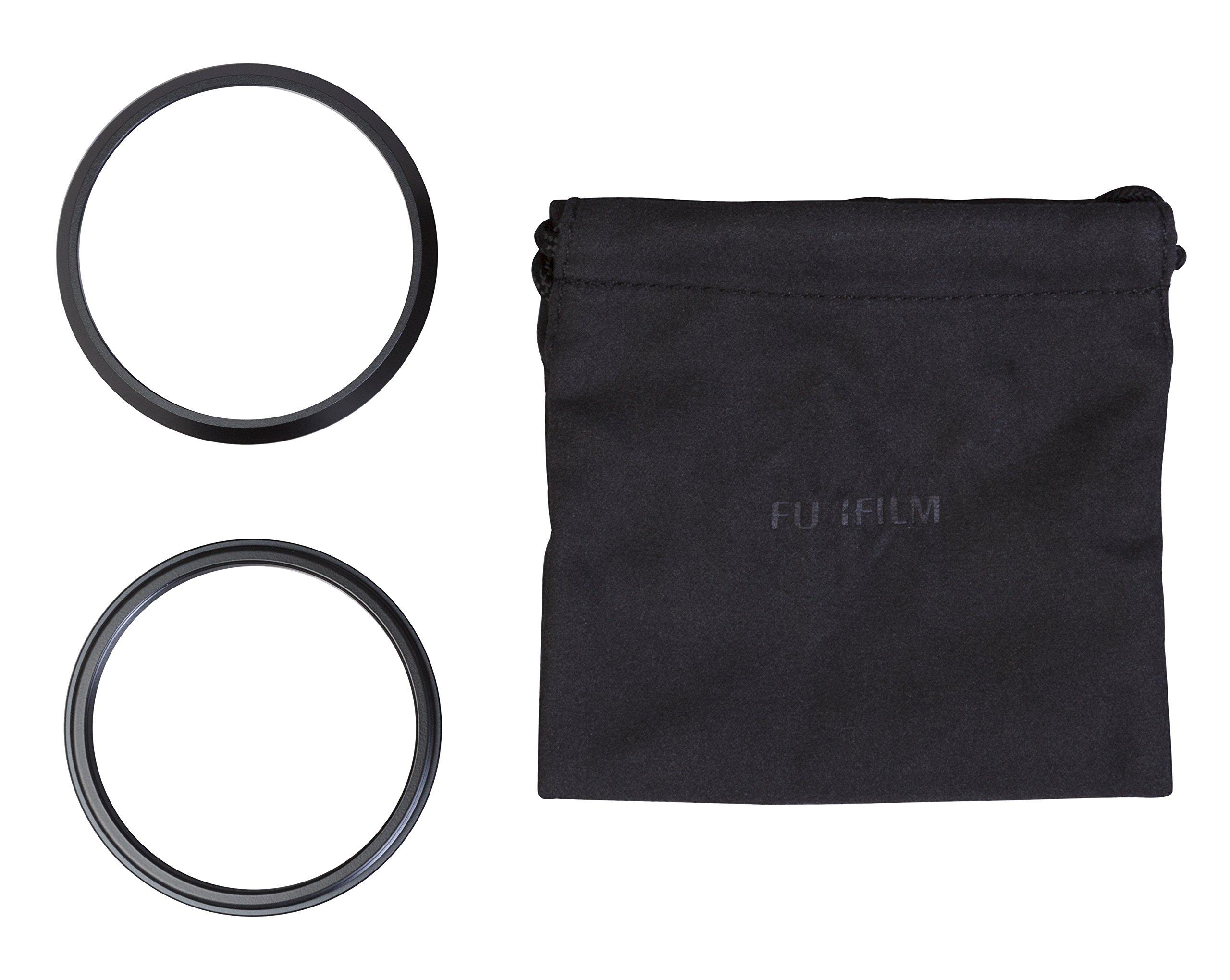 Fujifilm LH-X70 Metal Lens Hood for X70 (Black)