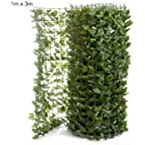 Décor Villa I32GR Artificial Ivy Fence Roll