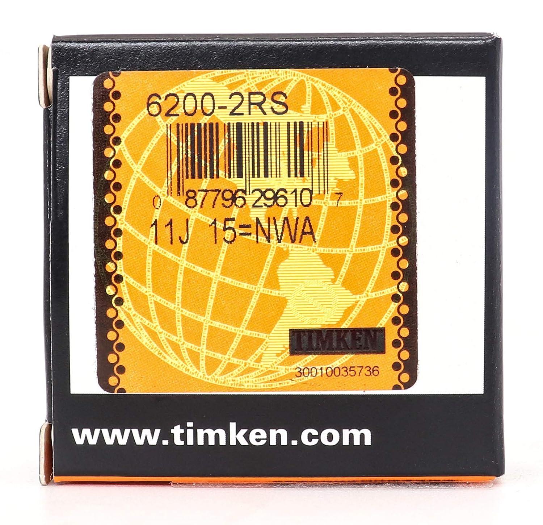 TIMKEN 6200 Radial Ball Bearing Size 10mm x 30mm x 9mm