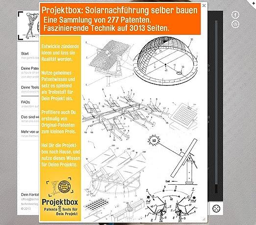 Turbo Solarnachführung selber bauen: Deine Projektbox inkl. 277 Original JE64