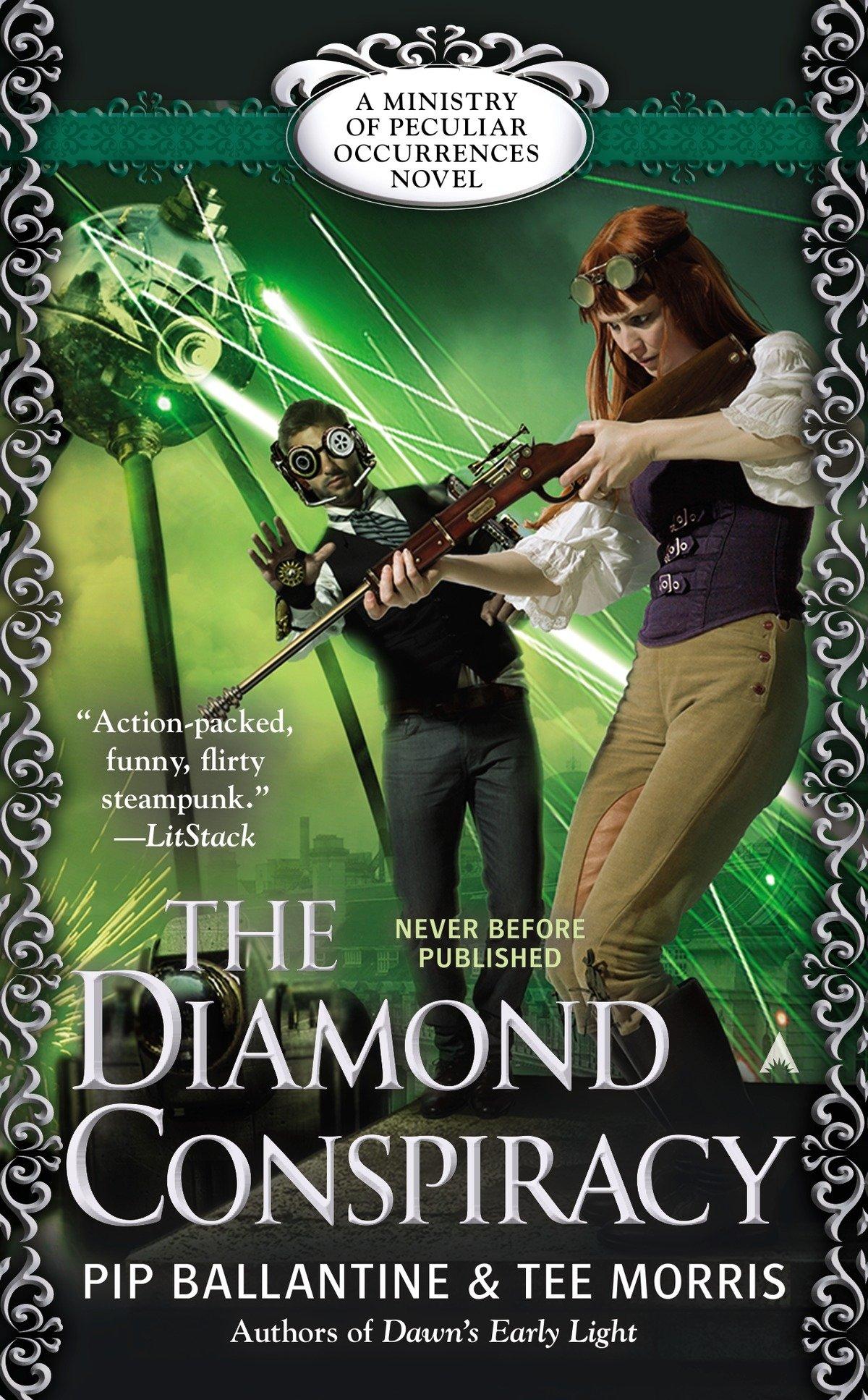 The Diamond Conspiracy (A Peculiar Occurrences Novel)