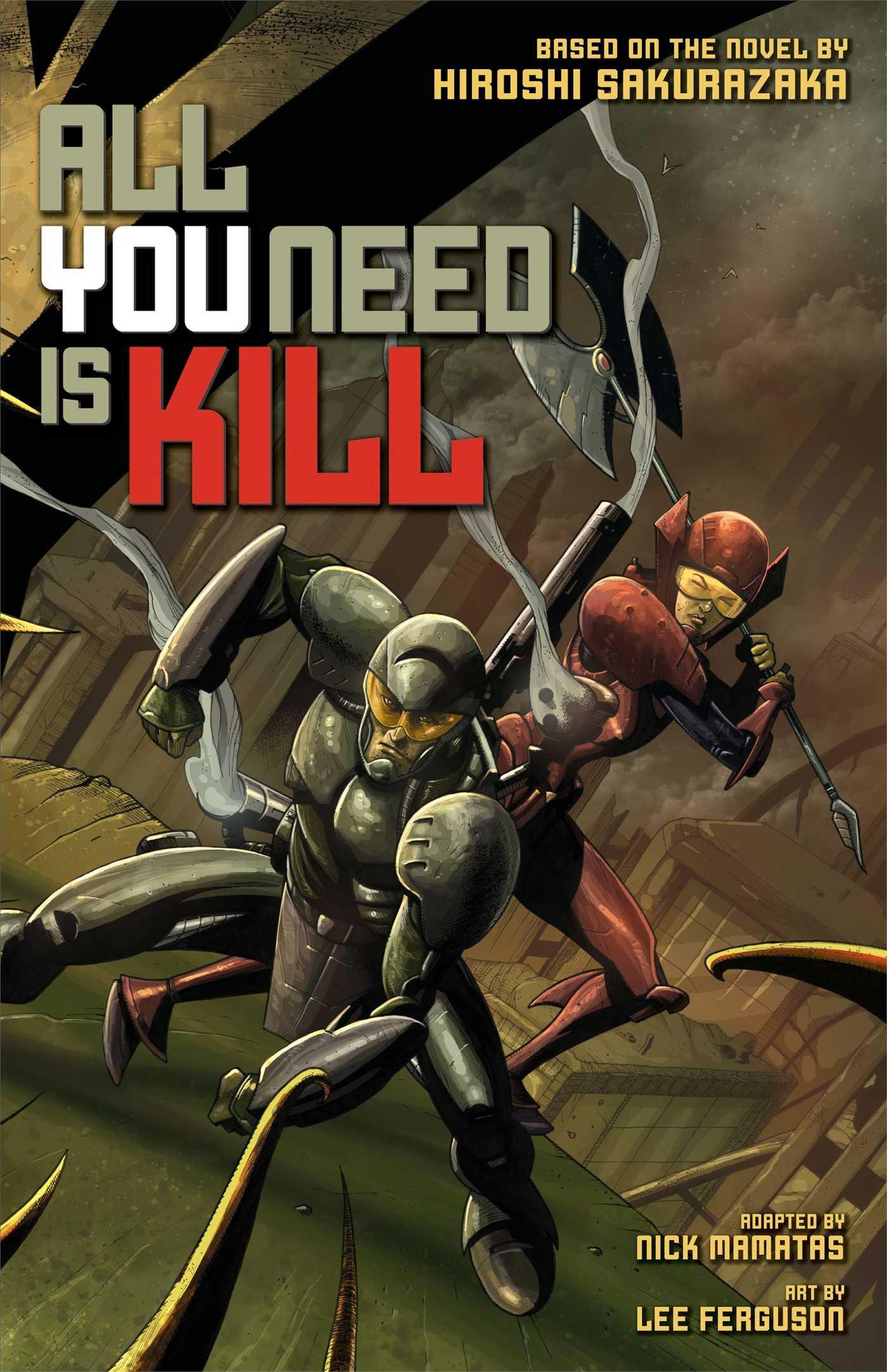 All You Need Is Kill (Graphic Novel) pdf epub