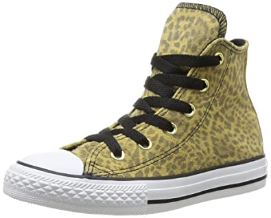 Converse CT Hi Leopard Youths Trainers - 645172C