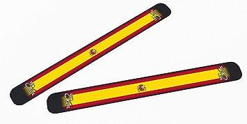 Protector Pro Elite básico Bandera (España): Amazon.es: Deportes ...