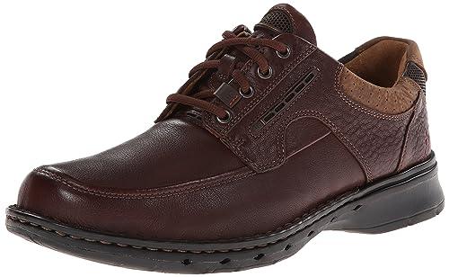 c71ea728 Clarks Unstructured Men's Un.Bend Casual Oxford: Amazon.ca: Shoes ...