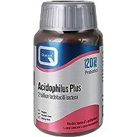 Quest Non Dairy Acidophilus Plus - Pack of 120 Vegetarian Capsules