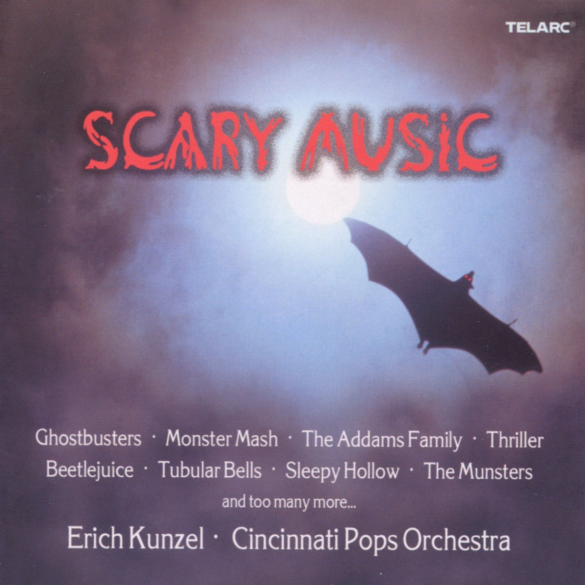 Scary Music by Telarc