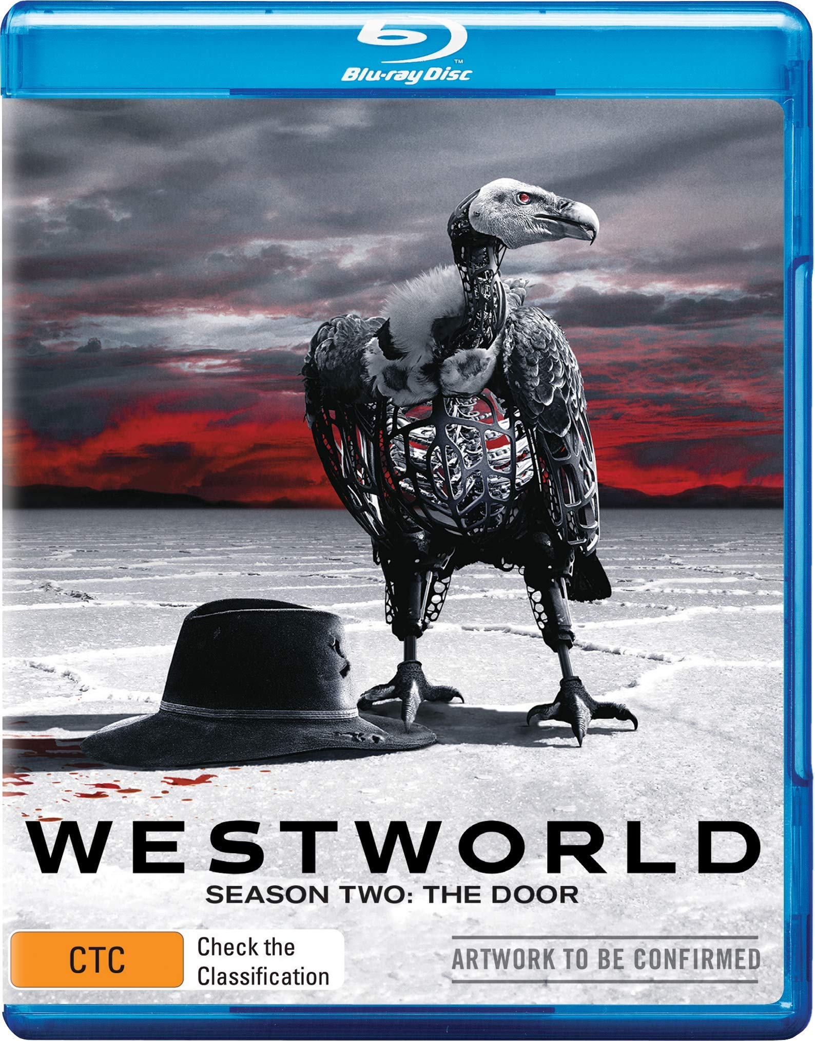 Blu-ray : Westworld: Season Two: The Door (Blu-ray)