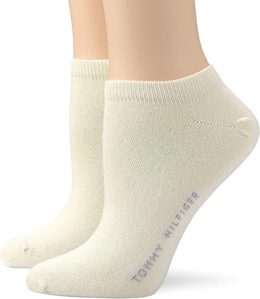 Tommy Hilfiger, Calcetines para Mujer, Pack de 2: Amazon.es: Ropa y accesorios