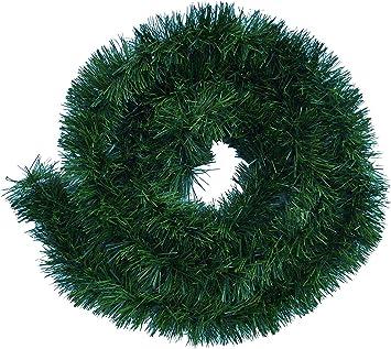 Handel24NET Tannengirlande grün ca. 10 m Dekogirlande Weihnachtsgirlande