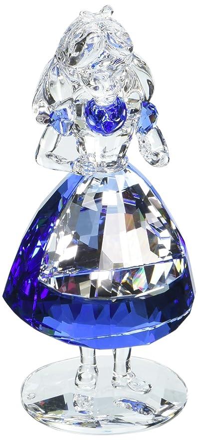 a0cbb02dde2a Amazon.com  Swarovski Disney Alice in Wonderland  Home   Kitchen