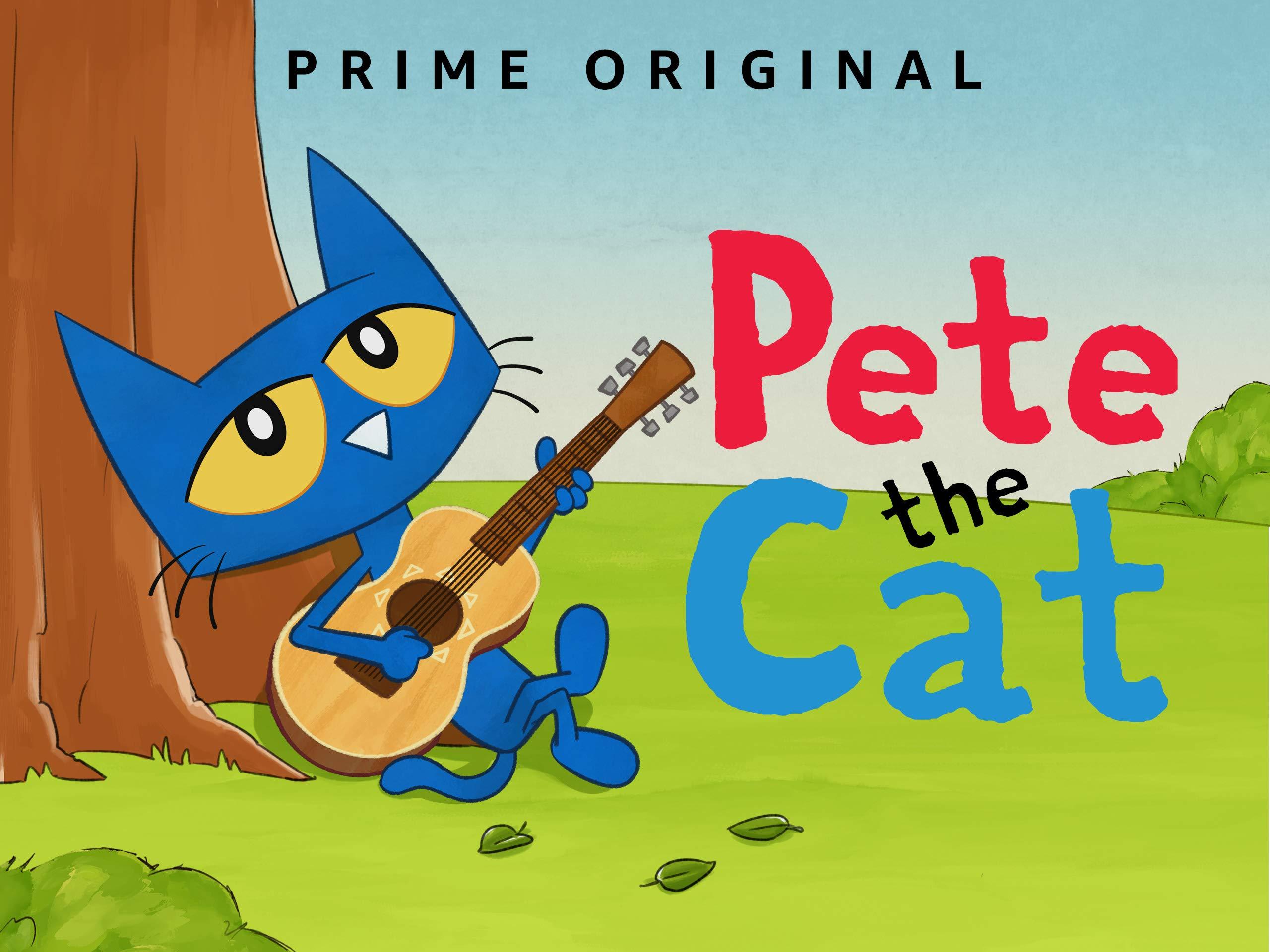 Amazon.com  Watch Pete the Cat - Season 1 0f086390e0