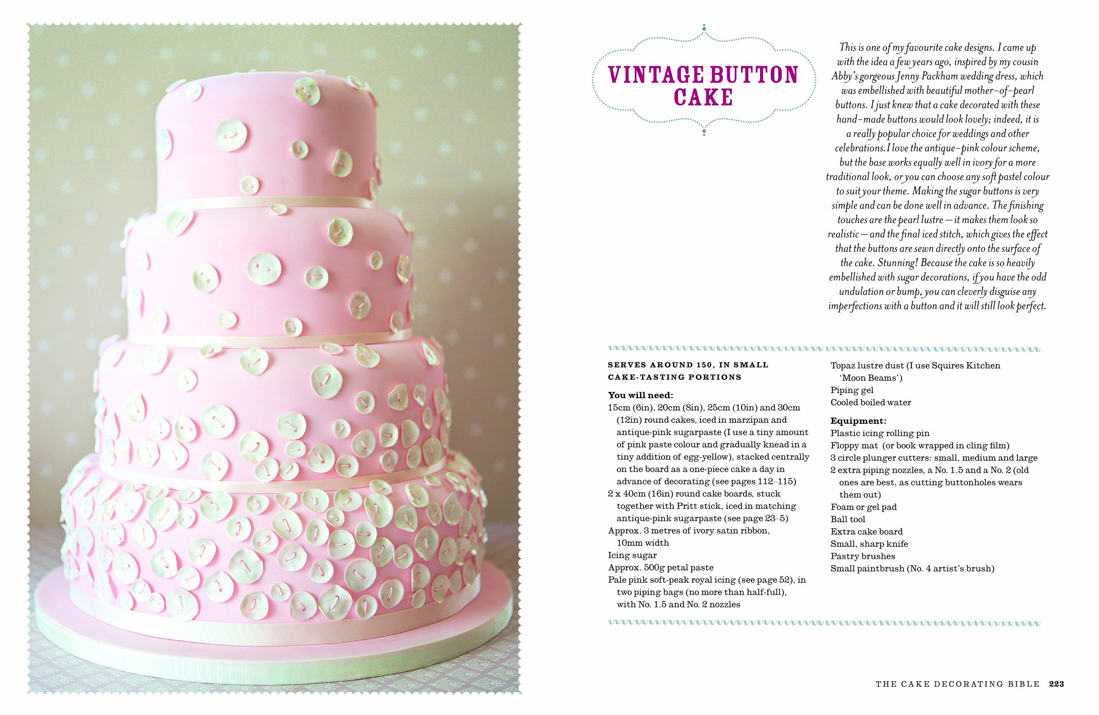 The Cake Decorating Bible Simple Steps To Creating Beautiful
