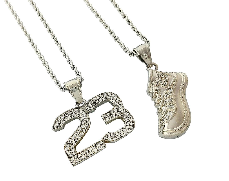 air jordan necklace