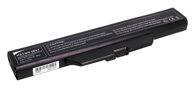 10.8V 5200mAh batería para portátil HSTNN-IB51 HSHNN-IB52 HSTNN-FB51 HSTNN-FB52 NBP6A96 451086-362 451086-121 HSTNN-OB51 451086-001 para HP Compaq 6720s ...