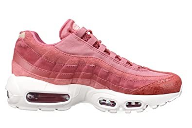premium selection 7197b b20c7 Nike - Basket Wmns Air Max 95 Prm 807443 - 801 Rose - Couleur Rose - Taille  37.5  Amazon.fr  Chaussures et Sacs