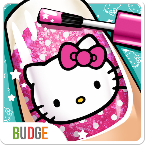 Studio Salon - Hello Kitty Nail Salon