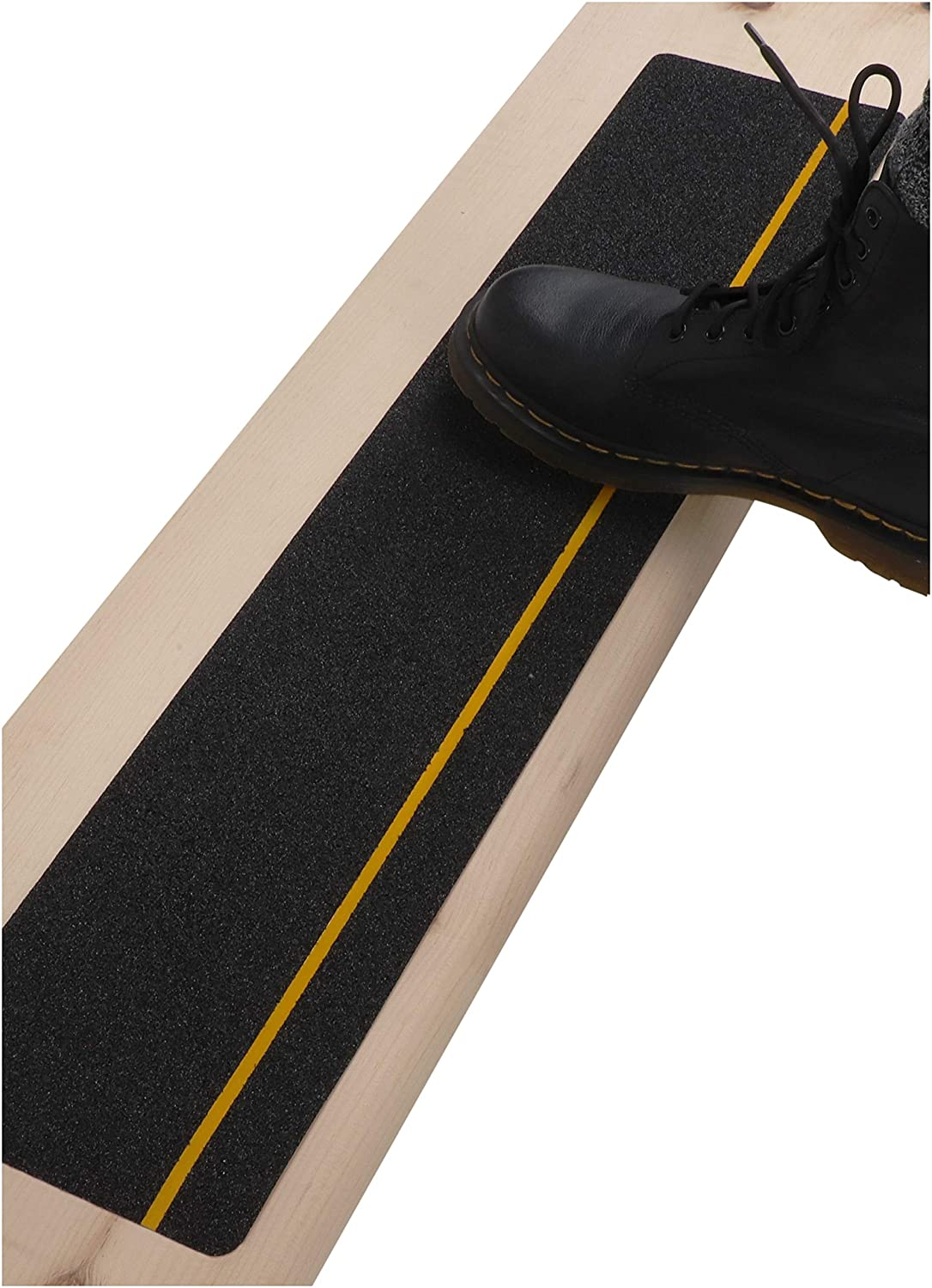 """6""""x30"""" Non-Slip Stair Treads Outdoor – (10-Pack) Reflective Anti ..."""