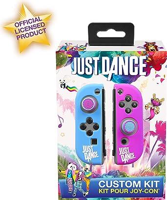 Just Dance 2019 Funda carcasa protectora de silicona para mando JoyCon Nintendo Switch: Amazon.es: Videojuegos