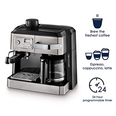 Top 5 Best Coffee And Espresso Maker Combos