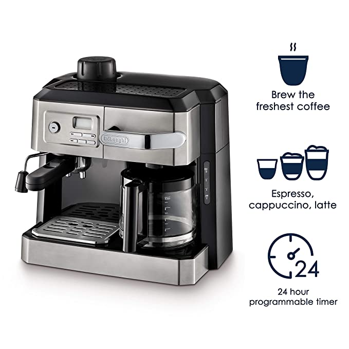 Amazon.com: DeLonghi BC0330T cafetera para café de ...