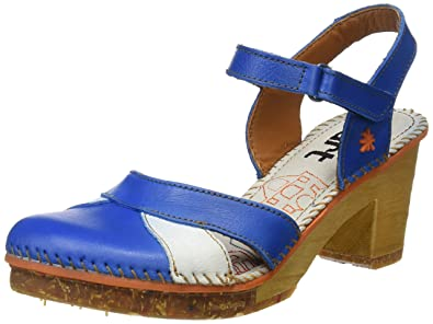 091b6069fa2 Art Women's 0313 Memphis Amsterdam Closed Toe Sandals: Amazon.co.uk ...