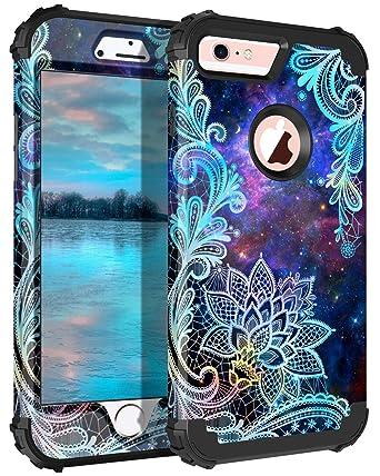 Amazon.com: Casetego - Carcasa para iPhone 6S, iPhone 6, con ...