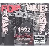 Live in Paris 1962 (J l Hooker, T-Bone Walker, Helen Humes,.)