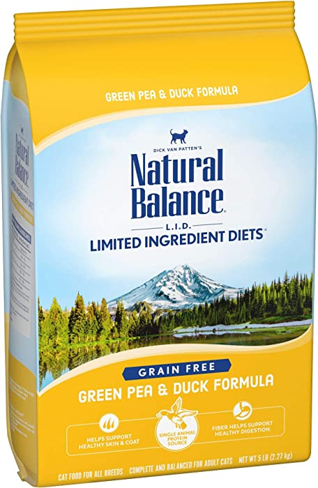 Top 9 Natural Balance Pea And Duck Cat Food