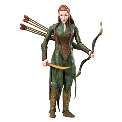 "The Bridge Direct Hobbit 6"" Collector Figure: Tauriel - Wave 1: Toys & Games"