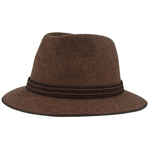 Original Breiter Herren Trachten Hut Filz Hut Herren Hut
