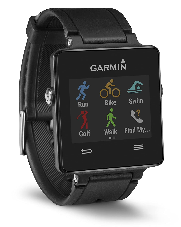 Garmin vívoactive Smartwatch con GPS color negro