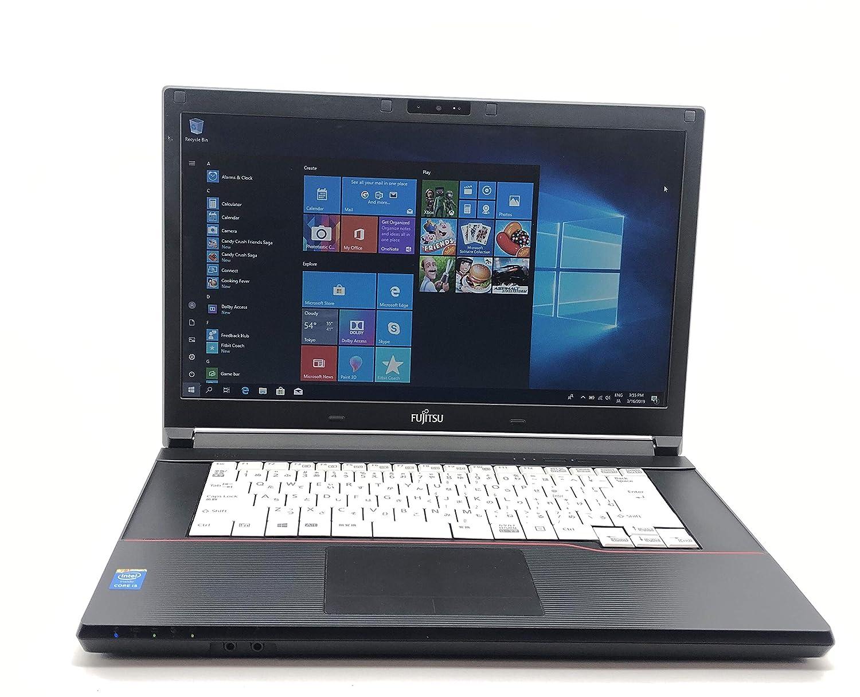 大きい割引 MADE IN JAPAN 中古 Fujitsu JAPAN Fujitsu English LIFEBOOK OS Laptop Computer Intel Core i5 -4310M, 8 GB, 320 GB, Inbuilt Camera, DVD, Wifi, Windows 10 Pro, Used Fujitsu LIFEBOOK A574/M B07PR381B6, 国産品:929448ff --- staging.aidandore.com