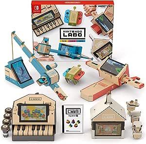 NINTENDO Labo: Toy-Con 01 Variety Kit, Nintendo Switch