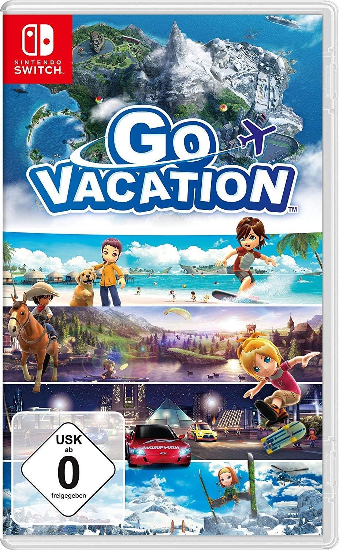 Go Vacation: Amazon.es: Videojuegos