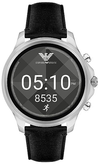 c1f623313 emporio armani visualización táctil Smartwatch art5003: Amazon.com ...