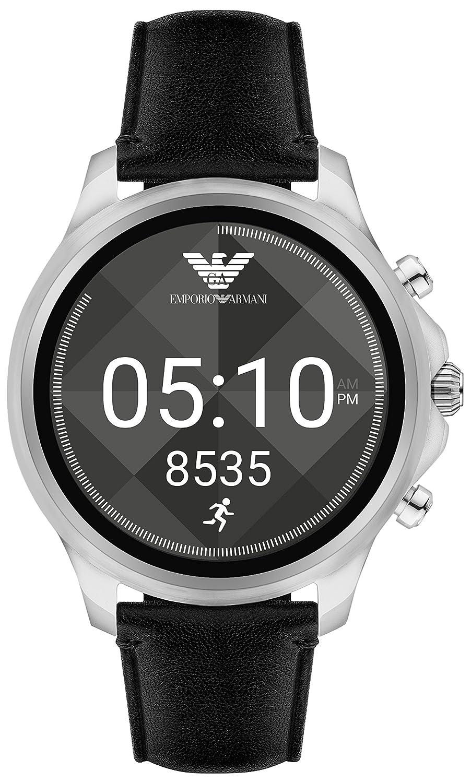 Emporio Armani Reloj Hombre de Digital con Correa en Cuero ART5003 ...