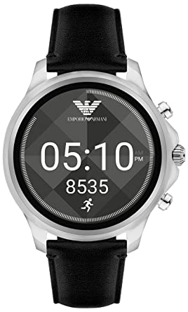 fd39aedebe350 Amazon.com  Emporio Armani Touchscreen Smartwatch ART5003  Watches