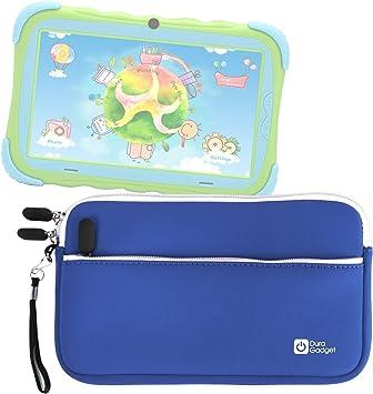 DURAGADGET Estuche/Funda De Neopreno para La Tablet Irulu BabyPad Y1 Pro: Amazon.es: Electrónica