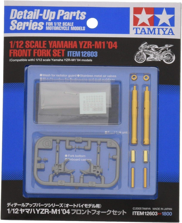 1//12 Yamaha Yzr-m1 04 Fnt Fork