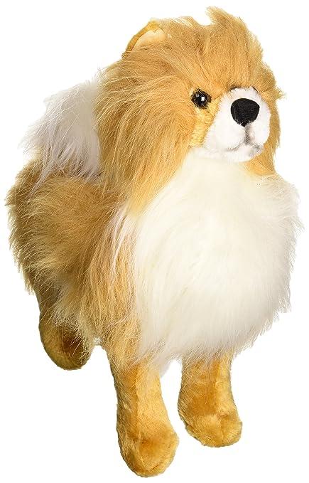 Amazon Com Melissa Doug Giant Pomeranian Lifelike Stuffed