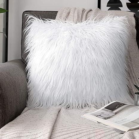 "18/"" Rhinestone Velvet Throw Pillow Case Cushion Cover Home Sofa Decor New"