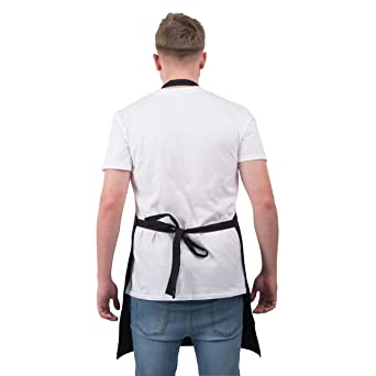 Barbecue Aprons Beer & Beards Black One Size Bang Tidy Clothing Funny BBQ Apron Novelty Aprons Cooking Gifts for Men Beef Barbecue Accessories