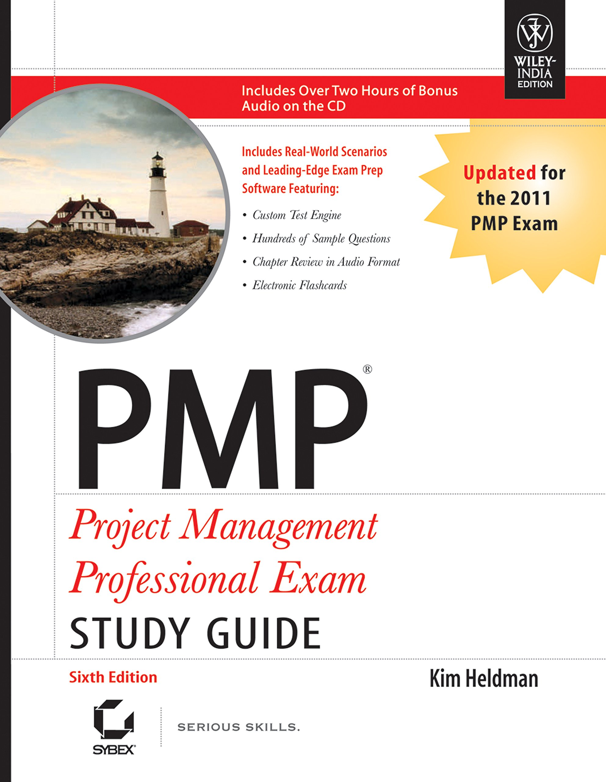 Buy Pmp Project Management Professional Exam Study Guide 6ed Book