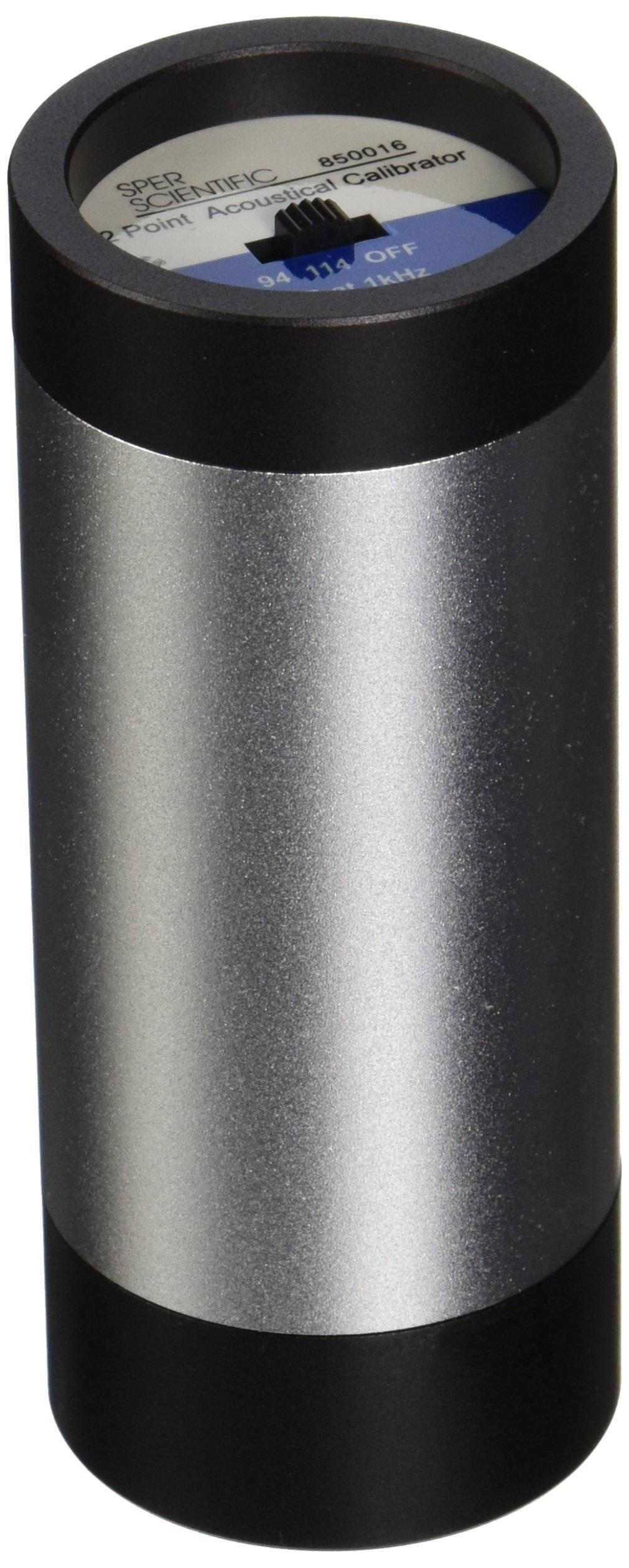 Sper Scientific 850016 Acoustical Calibrator