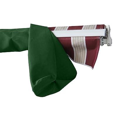 ALEKO AWPSC12X10GR39 Protective Awning Cover Rain Canopy Storage Bag 12 x 10 Feet Green : Garden & Outdoor