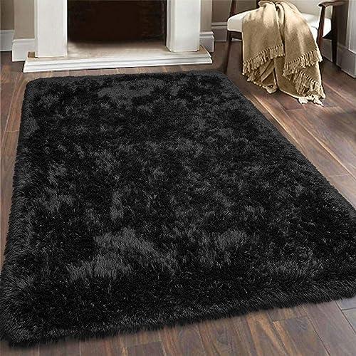 Ocream Luxury Fluffy Area Rug