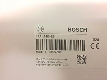 Bosch faa-440-b6 – analógica Base 6 ...