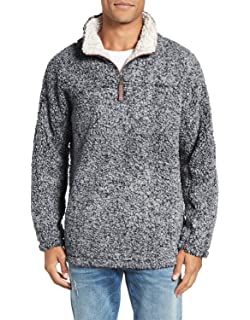 Southern Marsh Blue Ridge Sherpa Pullover At Amazon Men S Clothing