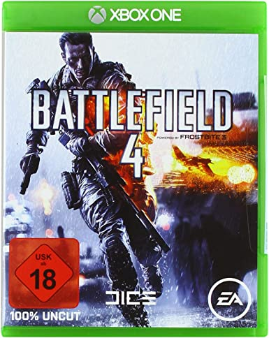 Electronic Arts Battlefield 4 - Juego (Xbox One, Shooter, EA ...